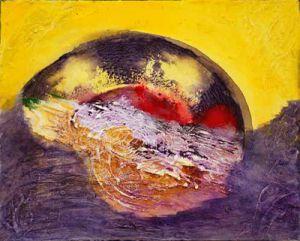 """""""Swirling Energy"""" by Maggie MacIndoe"""