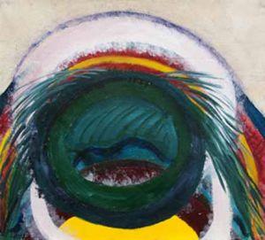 """""""Tribal IV"""" by Rena Kaplowitz"""