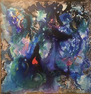 """""""Dark Night"""" by Marta Moore"""